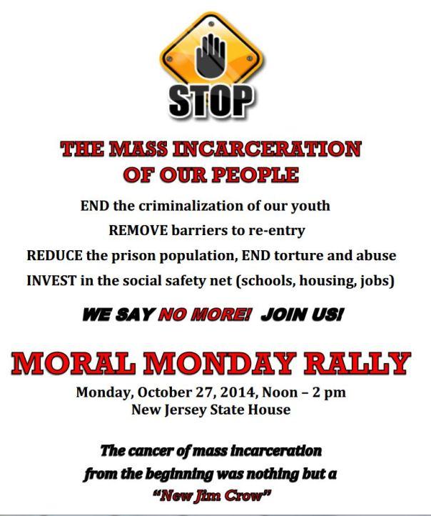 moral monday rally