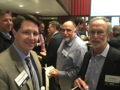 Chris Owens, Joe Montemarano, Lou Wagman