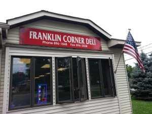 franklin corner deli