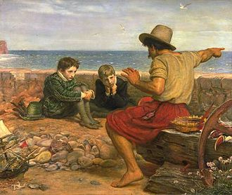 330px-Millais_Boyhood_of_Raleigh