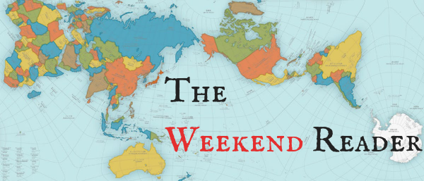 weekend reader map