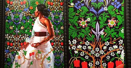 kehinda wiley mrs siddons